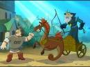 Мультфильм Игра Три богатыря и Шамаханская царица