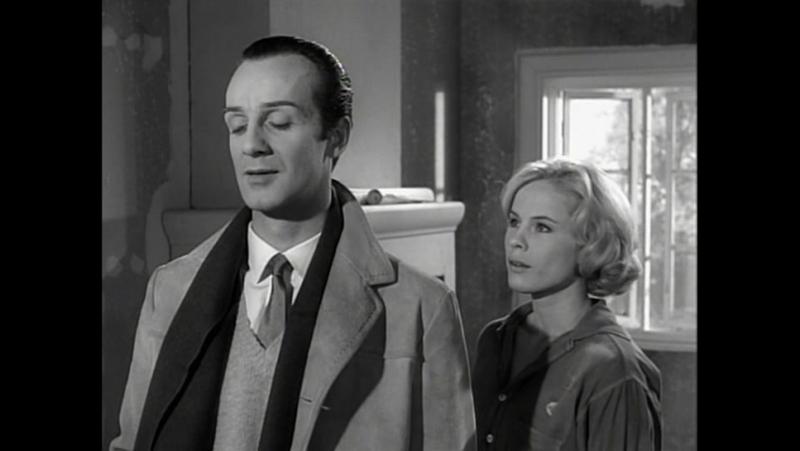 Око дьявола / Djavulens Oga (Ингмар Бергман) [1960 г., сатирическая комедия, Швеция]