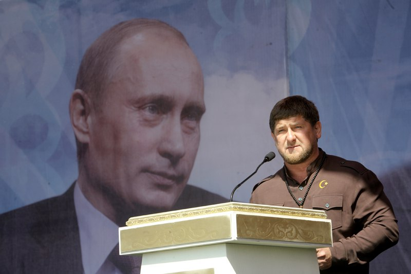 Рамзан Кадыров проклял Иосифа Сталина