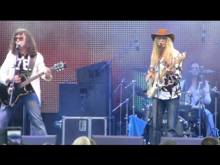 HARLEY DAYS 2016 - Smokie Tribute - Lay Back in The Arms Of Someone