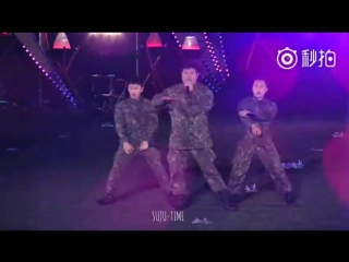 160408 Jinhae Military Band & Honor Guard Festival - Sorry Sorry