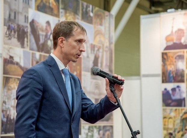 X межрегиональная выставка «Православная Русь» встретила своих первых посетителей