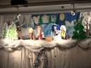 спектакль театра кукол Арлекин - А баба Яга - против!
