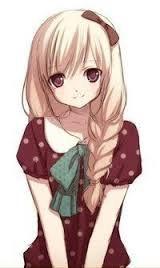 милые аниме девочки картинки