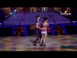 Танец Драшти и Салман 3 августа 2013