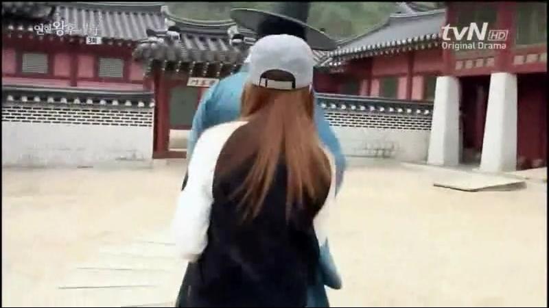 Рыцарь королевы Инхён Queen In Hyun's Man [03 16] озвучка GREEN TEA