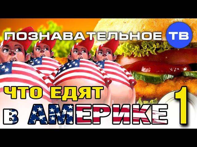 Что едят в Америке 1 (Познавательное ТВ, Виктория Бутенко)