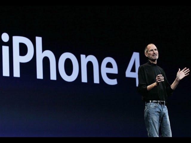 Презентация Apple iPhone 4. Apple iPhone 4 presentation.