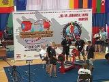 Курск принимает Чемпионат мира и Кубок чемпионов по пауэрлифтингу
