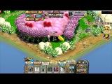 День Святого Валентина 2016 в игре Зомби Ферма.Полное прохождение и  Превращение построек