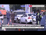 Нападение на пост ДПС с топором и пистолетом,оба нападавших застрелены 17.08.2016