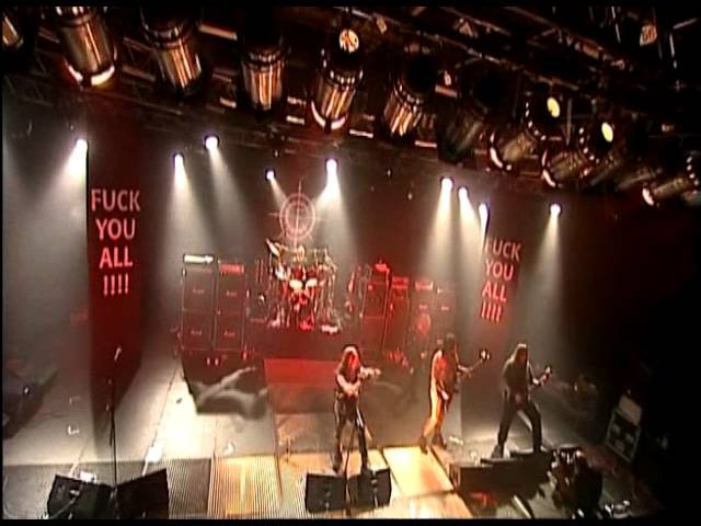 Carpathian Forest We're Going To Hollywood For This Live Perversions Krakow 2004