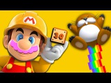 RAGING RAINBOW!! Mario Maker #30