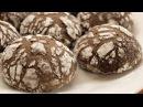 Мраморное печенье или Шоколадные пряники How to make Chocolate marble cookies ♡ English subtitles