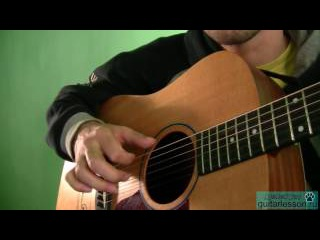 Любэ - Там за туманами (Аккорды, урок на гитаре)