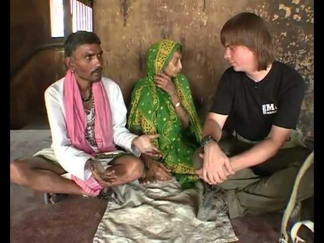 Варанасі - Світ навиворіт. Індія. 2 сезон 2 серія