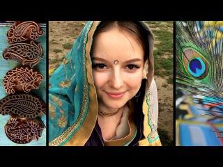 Экскурсия по ашраму и долгожданная встреча Зиты и Гиты))))) Индия | день11.