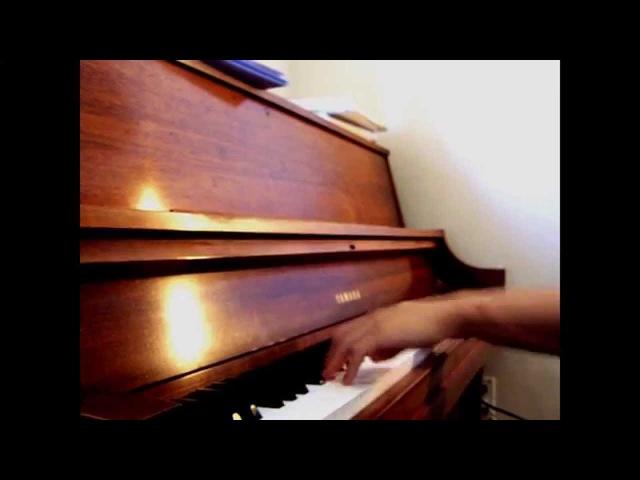 Five Finger Death Punch - Battle Born(русск.Рождённый в бою)Песня 2013г[Rock Piano Cover]