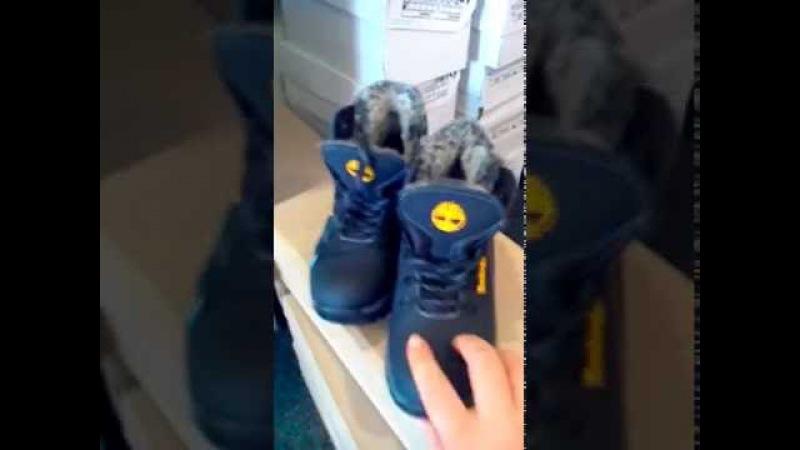 Подростковые зимние ботинки 01NS - интеренет-магазин