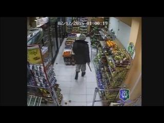 Ханты-Мансийск. Ограбление с мачете (02.12.2015 г.)