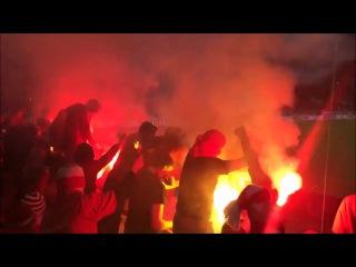 Москва. Фанаты