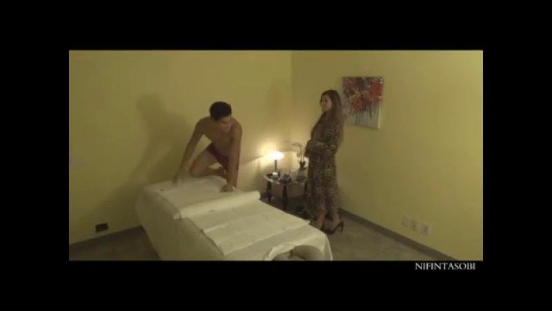 Эротический массаж типа))