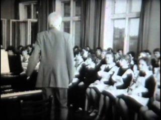 Уроки Кабалевского. Заключительный урок - концерт 7 класс