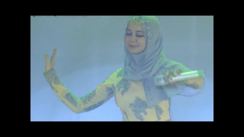 Чеченка поет ♡ Красавица Линда Идрисова