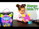 Распаковка игрушек Ферби Бум пакетики с игрушками сюрпризами Ферби Бум подарки Unpacking Furby Boom