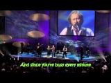 Bee Gees - Alone (with lyrics)