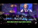 Bee Gees - Alone with lyrics