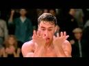 Кровавый спорт 1988 Жан Клод Ван Дамм против Боло Йенга финальный бой
