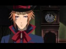 Кукла колдуна - Король и шут . Аниме Тёмный дворецкий 1 сезон