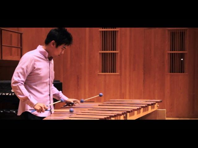 Bach 'Chaconne'/ 'Ciaconna' Marimba by Hansol Choi