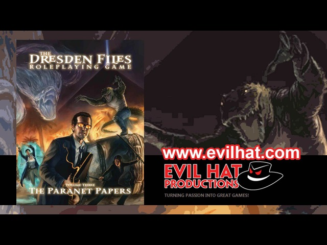 Game Geeks 251 The Dresden Files RPG: Volume 3 – Paranet Papers
