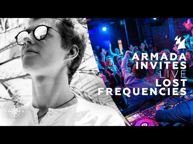 Armada Invites: Lost Frequencies