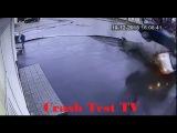 (18+) Crash Test TV Новая подборка аварий и ДТП за декабрь 2015 №11 20.12.2015