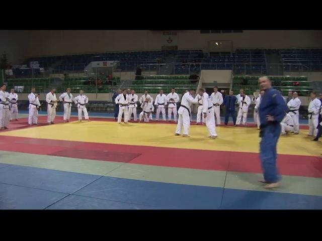 Konsultacje techniczne trenerzy Camp Elbląg 08.01.2016.E Lwow