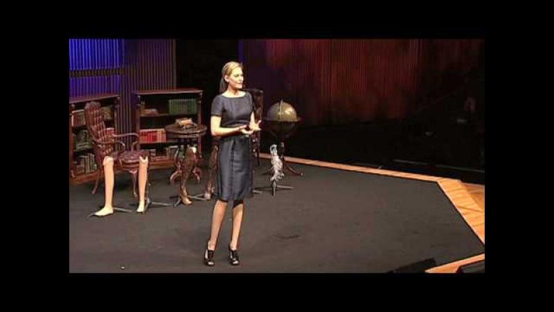 It's not fair having 12 pairs of legs | Aimee Mullins