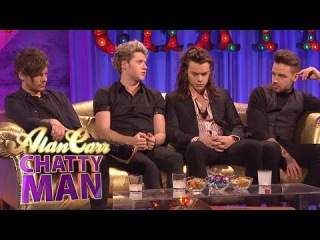 One Direction Have A Message For Their Fans - Alan Carr: Chatty Man