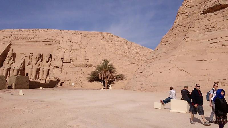 Абу Симбел , Асуан (круиз по Нилу).