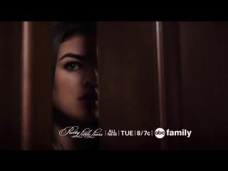 Милые обманщицы/Pretty Little Liars (2010 - ...) ТВ-ролик (сезон 5, эпизод 18)