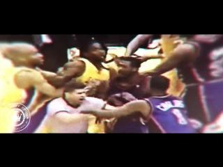 Kobe Bryant vs. Chris Childs FIGHT!  
