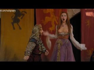 Грудь Элайн Пауэлл (Eline Powell) в сериале Игра престолов (Game of Thrones, 2016) - Сезон 6 / Серия 5 (s06e05) 1080p
