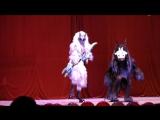 2.2.5.GavanA, VenM (Москва) AniStyle - League of Legends - Киндред(овечка и волк)