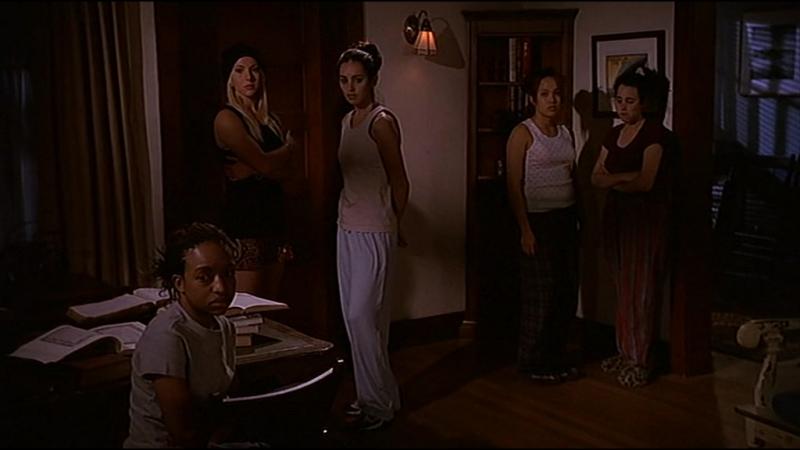 Баффи - истребительница вампиров / Buffy the Vampire Slayer (сезон 7 серия 15)