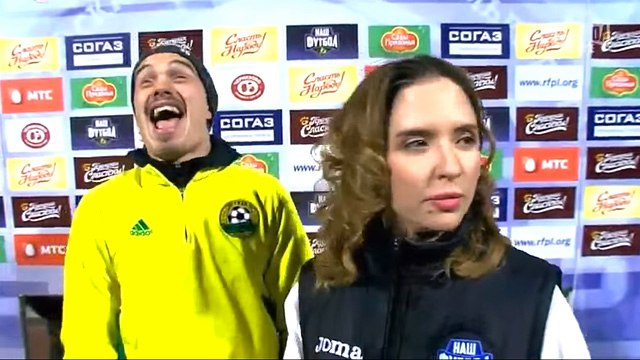 Самые смешные ляпы российских спортивных журналистов