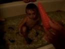 Саша в ванной