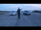 Раунд 2 Fiat Linea vs Honda Accord