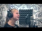 Девочка поёт Кукушку (песня Цоя)